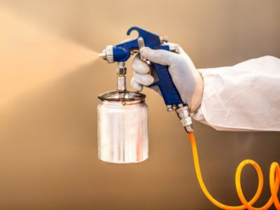 Why Temperature Control is Essential when Spray Painting