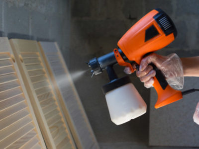 5 Tips for a Smooth Spray Painting Finish