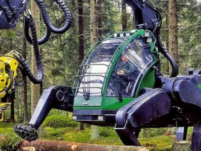 Five Pieces Of Heavy Machinery We Bet You Didn't Know Existed