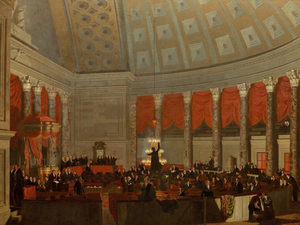 The House of Representatives samuel morse