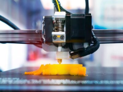 How The Heavy Equipment Industry Is Utilising 3D Printing