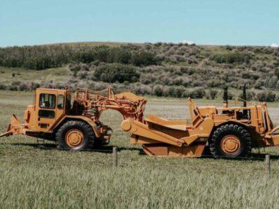 How Machines Work: The Wheel Tractor-Scraper