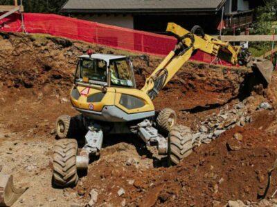 How Machines Work – The Spider Excavator